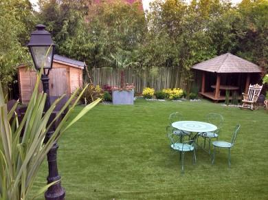 Réfection totale du jardin