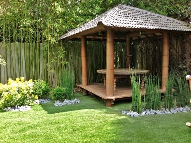 Esprit jardin zen