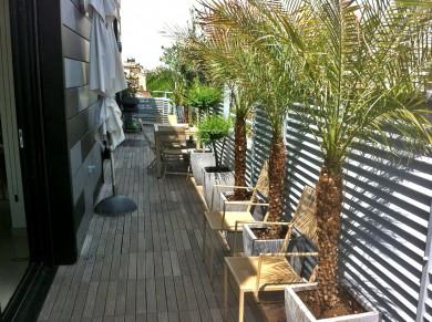 Aménagement et relooking de terrasse