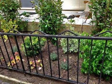 Refonte de jardinière